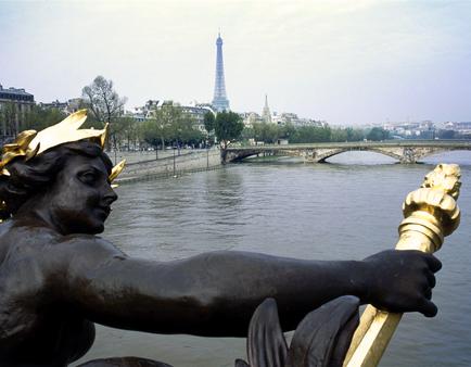Туры в европу париж